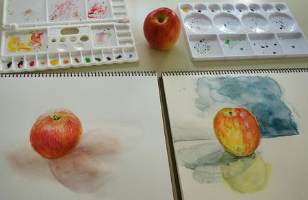 初めてのりんご.JPG