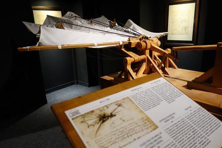 レオナルド ダ ヴィンチ 博物館1.JPG