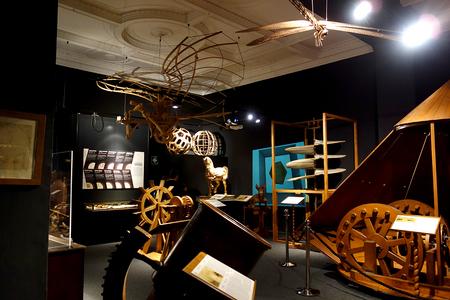 レオナルド ダ ヴィンチ 博物館2.JPG