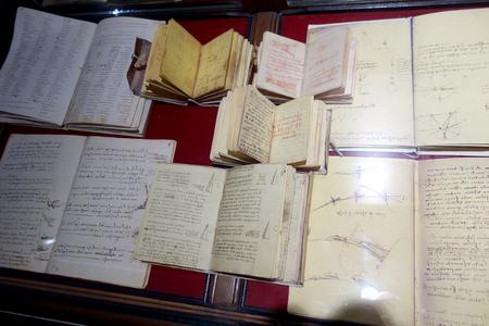 レオナルド ダ ヴィンチ 博物館3.JPG