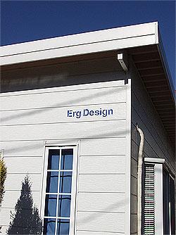 プロダクトデザイン事務所・エルグデザイン外観