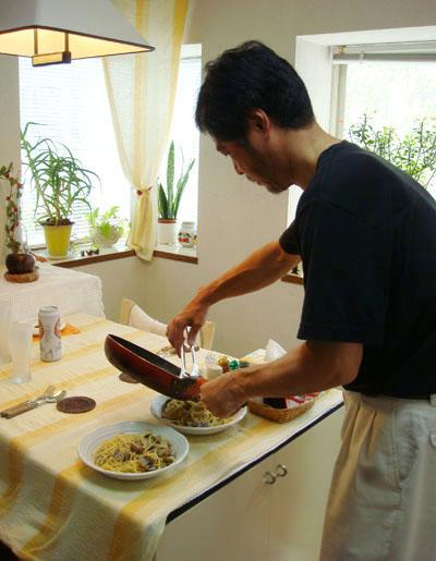 エルグデザイン:二階堂隆の料理です