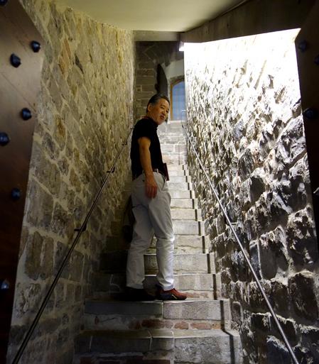 ベッキオ宮殿階段.JPG
