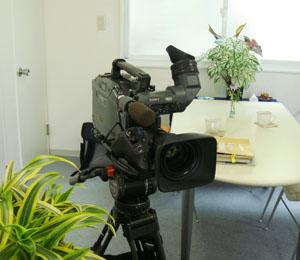 エルグデザイン撮影用カメラ