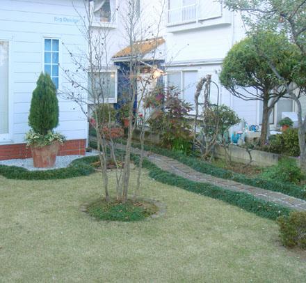 エルグデザインの庭