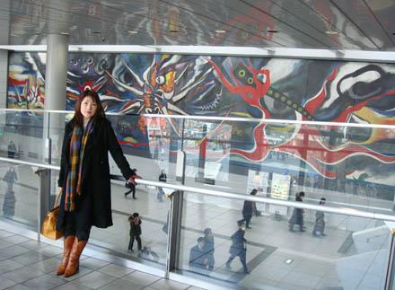 エルグデザインの美術館