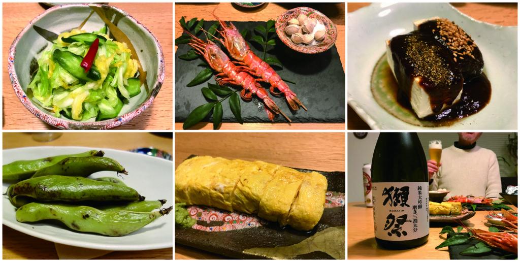 エルグデザインの料理