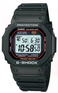 G-SHOCKの最初のモデルDW-5000